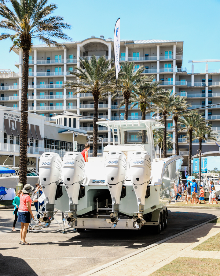 The Wharf Boat And Yacht Show