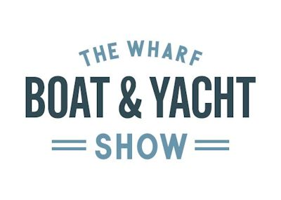 The Wharf Boat & Yacht Show logo